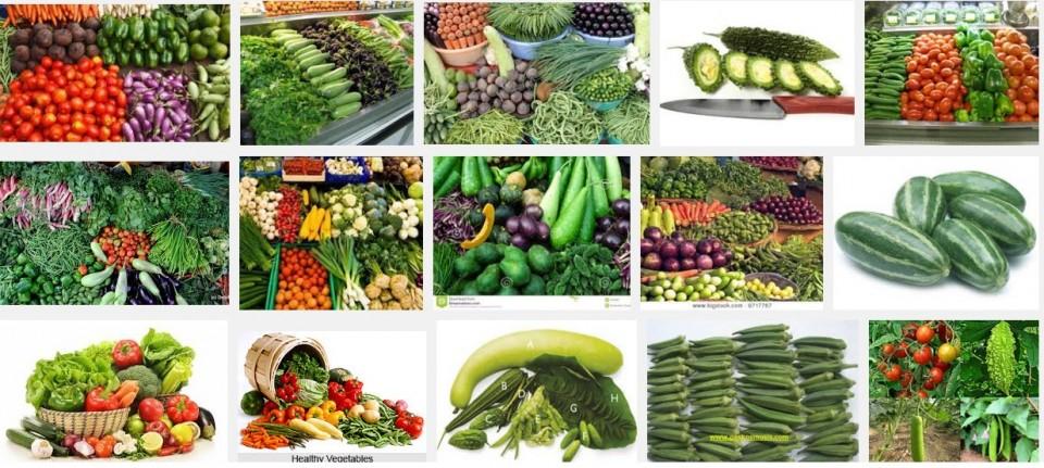 Indian vegetables