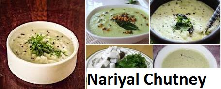 Nariyal Chutney