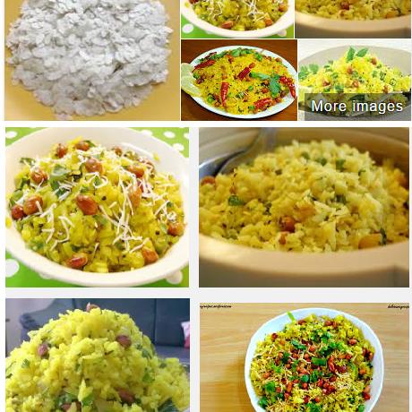Poha Recipes