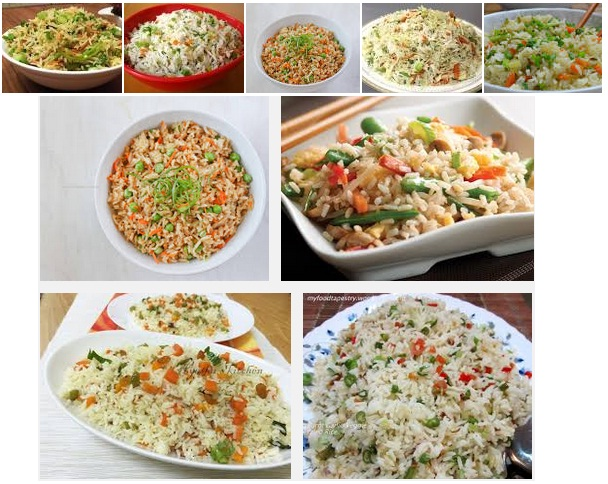 chicken brown rice vegetables weight loss