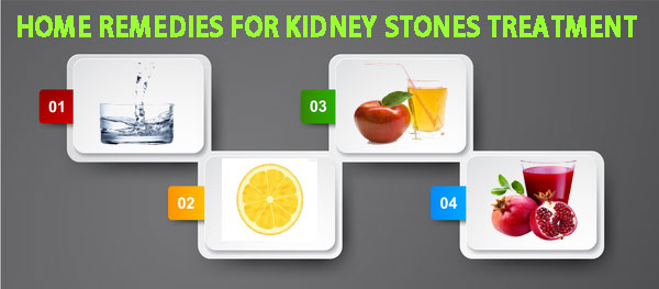 HOME REMEDIES FOR KIDNEY STONES TREATMENT