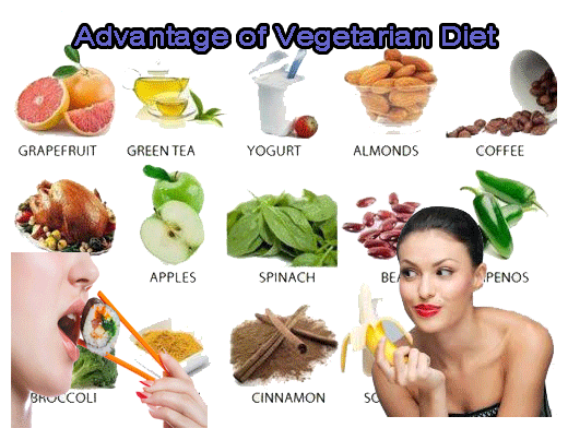 The Advantages of A Vegetarian Diet
