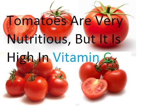 high vitamin c