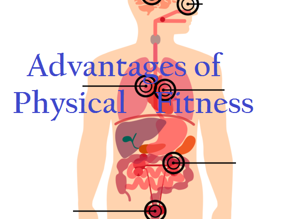 Advantages of Physical Fitness