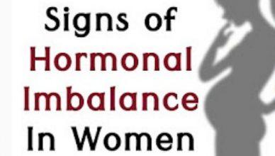 harmonal imbalance