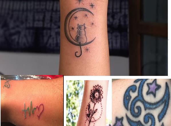 2019 Wrist Trending Tattoos